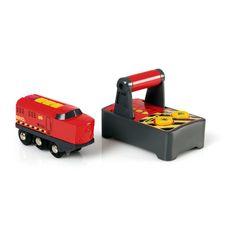 BRIO RC Locomotief 33213 pinkorblue.be - Gratis levering vanaf €20,- ♥ Ruim 30.000 producten online ♥ Nu eenvoudig online shoppen!