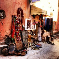 Beyond Marrakesh, T+L discovers a new generation of hoteliers attracting intrepid travelers to Morocco's golden desert, towering mountains, and windswept coast. Places Around The World, Oh The Places You'll Go, Around The Worlds, Moroccan Art, Traditional Market, Blue City, Morocco Travel, Dream City, We Are The World