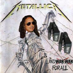 Justice is lost, Justice is wahed, Justice is gone.  http://www.reverb.com/shop/front-stage-music  #guitar #guitars #guitarist #music #metallica