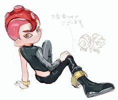 HYPE new splatoon characters playable THE OCTOLINGS