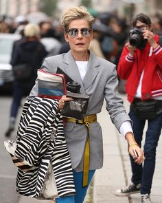 Street Style - SHEISREBEL.COM #streetstyle #sheisrebel #fashion
