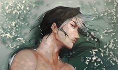 Shiro (+SPEEDPAINT) by Chokico