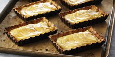 Flourless French Apple Tarts - Anna Olson