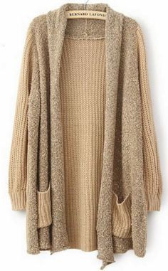 Oversized Cozy Cardigan