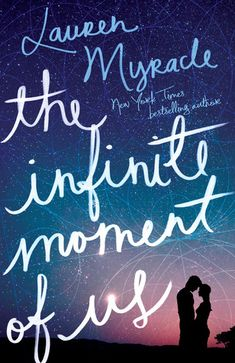 Title:The Infinite Moment of Us Author:Lauren Myracle Published by:Amulet books in 2013 Genre:Contemporary young adult Page Number:316 Place I purchased it:Barnes and Noble Rating:5 stars Sy…