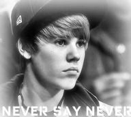 lets never say never