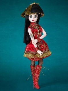 FAR EAST DAY DREAM ELLOWYNE DOLL OUTFIT ONLY~NO DOLL~LE100 2015 TONNER CONV #WildeImaginationDollClothingAccessories