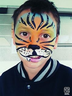 Tiger multicolor