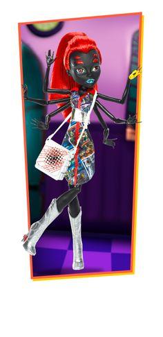 Wydowna Spider™ Monster High doll