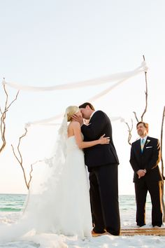 florida wedding, beach florida wedding, beach wedding inspiration, florida wedding