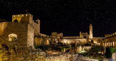 une-jerusalem-nuit le ciel australien, théâtre des plus somptueux phénomènes météorologiques