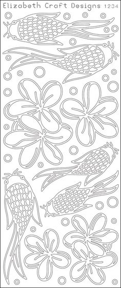Koi Fish & Flowers Peel-Off Stickers-Gold. ELIZABETH CRAFT DESIGNS-Peel Off Stickers: Koi Fish and Flowers. A great way to customize your craft and art projects! Use Peel Off Stickers on greeting cards, scrapbooking, stationary, candles, glass work and more! This package includes one 9x4 inch sheet of stickers. Available in a variety of colors: each sold separately. Acid free. Imported.This product meets the large package requirement per UPS/FedEx. The estimated shipping cost will...