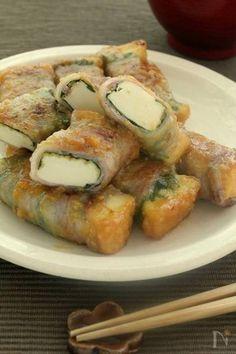 糖質制限も作り置きもできる♡ 食べ応え100点満点の「低糖質おかず」 20選 - LOCARI(ロカリ) Keto, Some Recipe, Japanese Food, Zucchini, Sausage, Food And Drink, Low Carb, Vegetables, Cooking