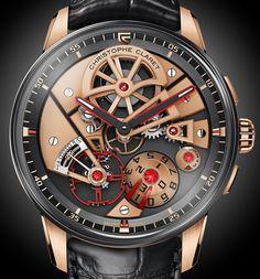 Christophe Claret Maestro Watch Watch Releases