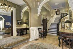 Old World, Gothic, and Victorian Interior Design: Old World Victorian interior