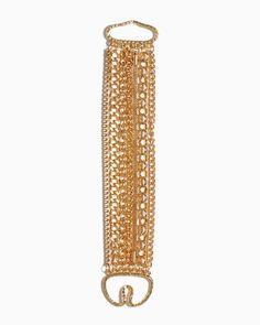 www.charmingcharlie.com  UPC: 410003639082  Mixed Chains Bracelet