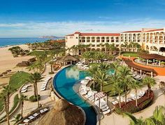 Hilton Los Cabos Resort, Cabo San Lucas One of our favorite vacation. San Jose Del Cabo, Cabo San Lucas, Hilton Hotels, Hotels And Resorts, Mexico Vacation, Mexico Travel, Baja California Mexico, Family Resorts, 19 Days