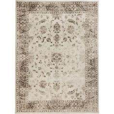 Home Decorators Collection Charisma Butter Pecan 8 ft x 10 ft