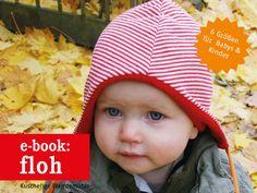FLOH+kuschelige+Wendemütze+mit+Stern,+ebook+von+schnittreif+auf+DaWanda.com