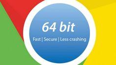 Chrome ya disponible en 64 bits para Windows 7 y 8 http://www.computerhoy.com/node/17651