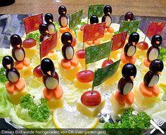 Grape Penguins