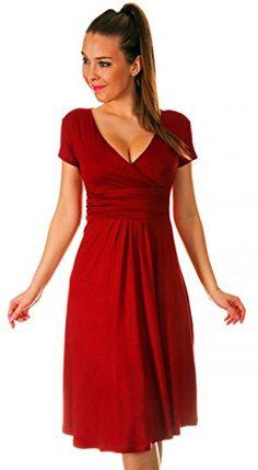 Glamour Empire Women's Knee Length Short Sleeve Jersey Skater Summer Dress 108 (Crimson, 18) Glamour Empire http://www.amazon.com/dp/B00TPRJR7G/ref=cm_sw_r_pi_dp_Yur6ub0BCEKJK