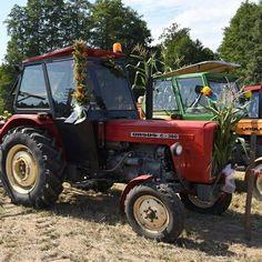 Traktor Ursus C-360 od Patryka :)