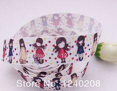 Cheap ribbon sale, Buy Quality ribbon embellishment directly from China girl hair ribbon Suppliers:  Item:1''(25mm)widthGrosgrainprintedRibbon