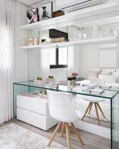 Office Interior Design Ideas Wall Decor is agreed important for your home. Whether you pick the Modern Home Office Design or Corporate Office Design Executive, you will create the best Office Interior Design Ideas Billy Bookcases for your own life. Home Office Design, Home Office Decor, Home Design, Interior Design, Home Decor, Design Ideas, Office Ideas, Interior Office, Interior Livingroom