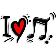 I heart music!