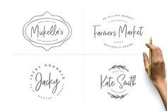 Handwritten Font Bundle is back! by VladCristea on @creativemarket