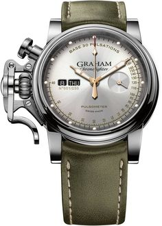 Graham WatchChronofighter Vintage Pulsometer Limited Edition #add-content #basel-17 #bezel-fixed #bracelet-strap-leather #brand-graham #case-material-steel #case-width-44mm #chronograph-yes #date-yes #day-yes #delivery-timescale-call-us #dial-colour-silver #gender-mens #limited-edition-yes #luxury #movement-automatic #new-product-yes #official-stockist-for-graham-watches #packaging-graham-watch-packaging #price-on-application #style-dress #subcat-chronofighter-vintage…