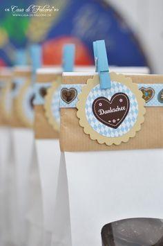 Wiesn Stimmung für dahoam - ein kleiner Oktoberfest Sweet Table