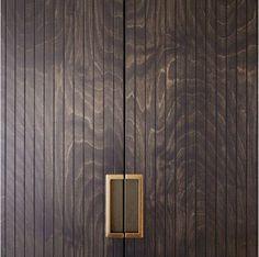 25 Most Popular Modern Door Design Ideas for 2019 - Modernity Decor Wardrobe Door Designs, Wardrobe Design Bedroom, Wardrobe Doors, Wardrobe Handles, Closet Doors, Door Design Interior, Main Door Design, Design Interiors, Hotel Door