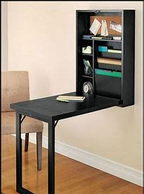Image Result For Portable Desks For Small Spaces Convertible