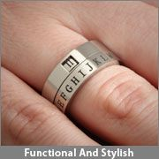 Coolest gifts for cool ppl!   Pictured: secret decoder ring