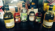 Some new lovely spirits from @MikkellerBeer hitting the bar this week #notjustaboutthebeer