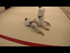 Judo Grappling- YokoshihoGatame and Escape. - YouTube