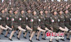 Army   North.Korea   Miliwoman