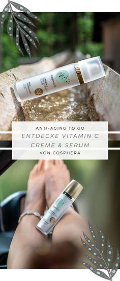 Cosphera Vitamin C Performance Serum - Für Frische und Schönheit Deiner Haut! Fitness Workouts, Vitamin C, Anti Aging Serum, Highlights, Sunscreen, Dry Skin, Skincare Routine, Products, Tips
