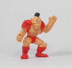 Monster in my Pocket - Ninja Warriors - 6 Mohican Warlord - Mini Figure Ninja Warrior, My Pocket, Classic Toys, Warriors, Mini, Fictional Characters, Vintage, Vintage Comics, Ninja