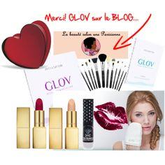 """""""Merci! GLOV sure le BLOG"""" by glov-hydro on Polyvore"""