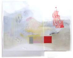 "Joshua Field; Painting, ""Watchers of Wars I"""