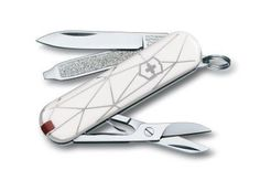 """For the outdoorsy or the over-prepared, this updated Swiss Army knife is a gift that makes sense for those who need on-the-go tools for camping or those """"Oops!"""" moments.    Price: $19.95    Where to find: Victorinox Swiss Army, http://www.swissarmy.com/    --DG"""