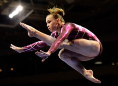 olympic gymnastics | competes on the beam during day 2 of the 2012 U.S. Olympic Gymnastics ...