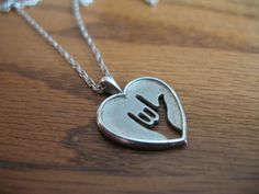 I love you--sign language