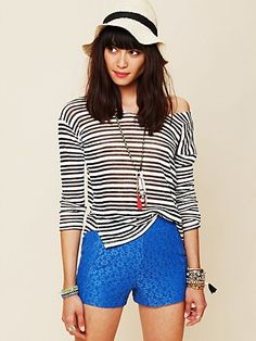 Kate Stripe Top  http://www.freepeople.com/whats-new/kate-stripe-top/