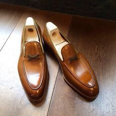 Saint Crispin's X Loafer custom order