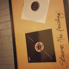 The Finishing by Stavroz #delicieuse #deephouse #records #vinyl
