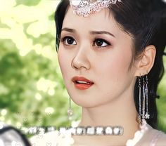 Jang Nara, Drop Earrings, Jewelry, Jewlery, Jewerly, Schmuck, Drop Earring, Jewels, Jewelery